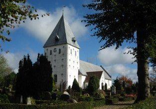 Maugstrup Kirke 2018