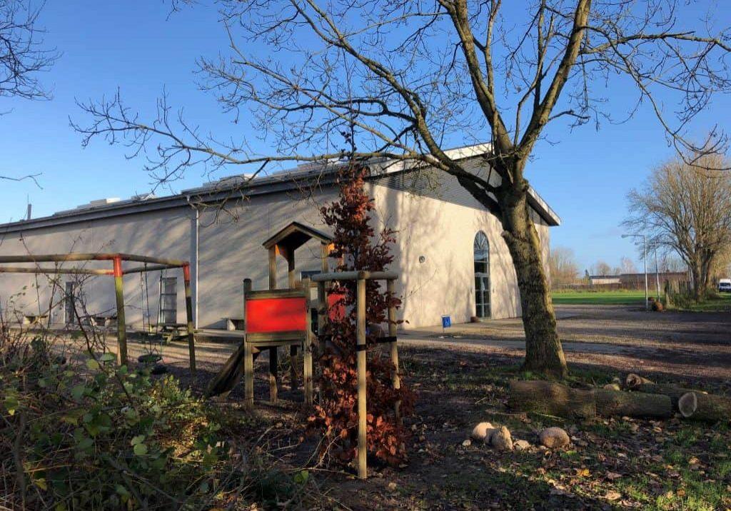 Genforenings Blodbøg Plantet 201120.